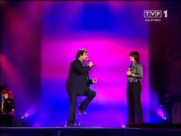 Krzysztof Krawczyk i Ania Dąbrowska To co w życiu ważne