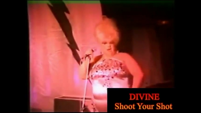 Divine Shoot Your Shot Live @ HEAVEN NightClub in London 80s