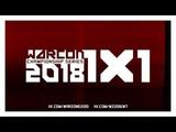 Genezis vs Pit bull WARCON 1x1 2018 hight oil