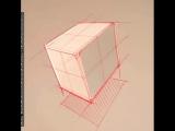 Sketch tutorial | Cube by Marius Kindler #Sketches@industrial.design #Tutorial@industrial.design