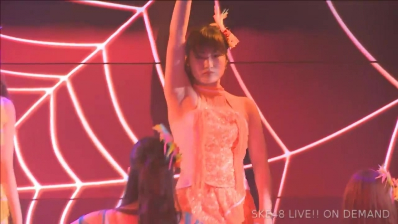SKE48 Team KII 5th Stage 0 Start (Выпускной стейдж Такацуки Нацуки 2018.04.23)