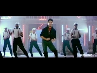 СЕРДЦЕ 1990 - Aaj Na Chhodunga Tujhe...Dum Duma Dum (HD) - Dil (1990)Song - Aamir Khan - Madhuri Dixit
