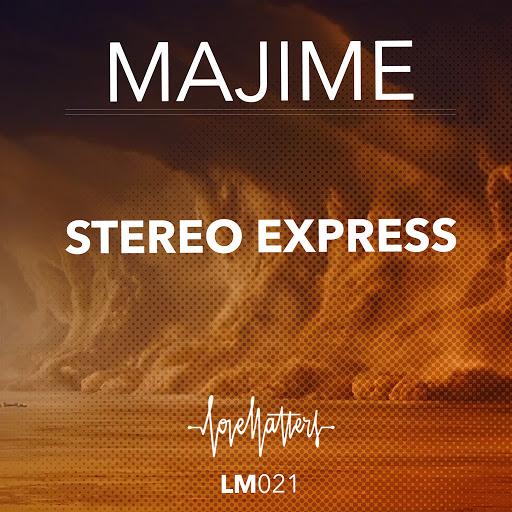Stereo Express альбом Majime