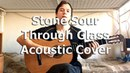 Stone Sour - Through Glass (Acoustic Cover) by Bullet