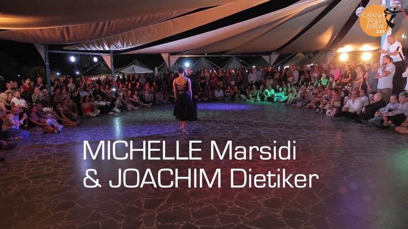 Michelle joachim | CATANIA TANGO FESTIVAL 2016 - Otra vez Caceres 3/4