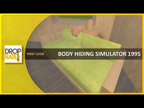 First Look: 'Body Hiding Simulator 1995' (Itch.io)