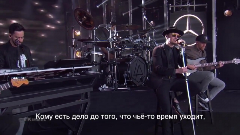 Linkin Park - One More Light (RUS)