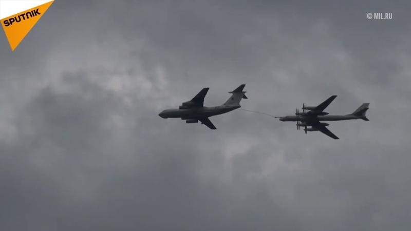 Dzień Dalekiego Lotnictwa Powietrzno-Kosmicznych Sił Rosji