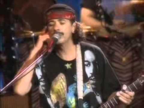 Santana No One to Depend on 1993