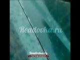 Автохам перекрыл тротуар на Краснинском шоссе в Смоленске