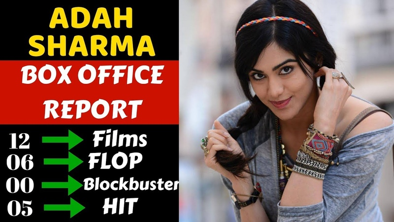 Adah Sharma Box Office Collection Analysis Hit and Flop Movies List