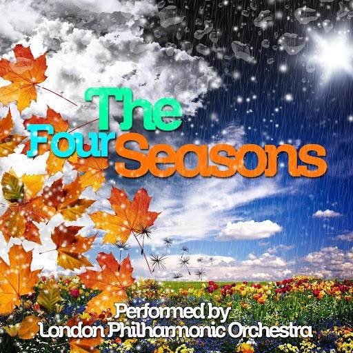 Antonio Vivaldi альбом The Four Seasons Performed by London Philharmonic Orchestra