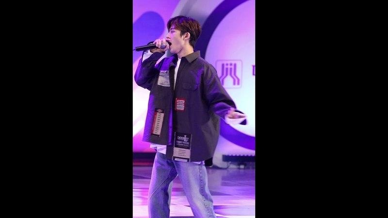 180512 아이콘(iKON) 비아이(B.I) 뷰티플(Beautiful)직캠(Fancam)/대구청소년무대예술페스티벌 by RoadRock