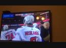 NHL Калгари Флэймз Вашингтон Кэпиталз Буллиты Никлас Бэкстрём