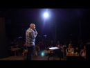 Денис Болотин на Гонг Шоу в Стендап клубе на Арбате