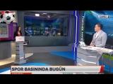 Sabah Sporu 25 Haziran 2018 Dünya Kupası, Fenerbahçe, Galatasaray, Beşiktaş Yorumları