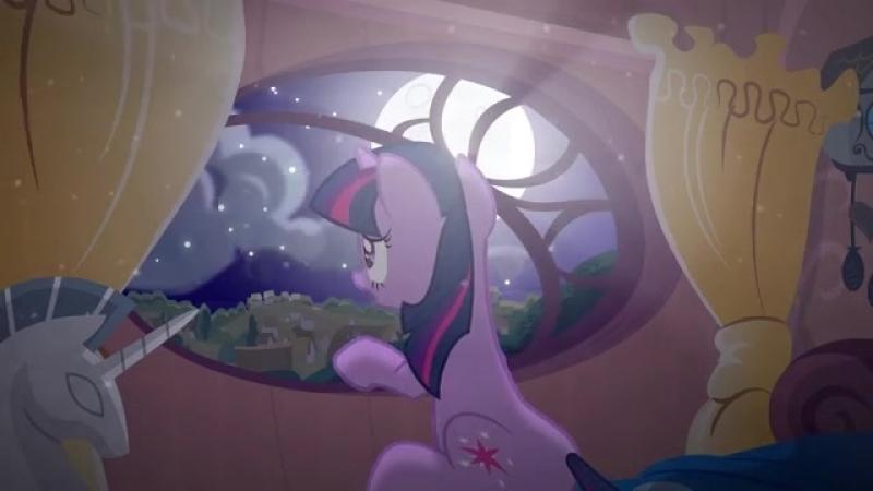 MLP-FIM [Animation] 'Bad Night'.mp4