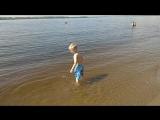 #сынок #дети #лето #солнце #жара #волга