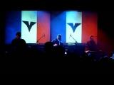 Laibach - Francia live in Paris, March 2014