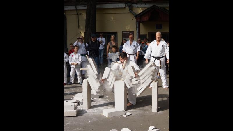Фестиваль боевых искусств Московский Кодокан на Чистых прудах