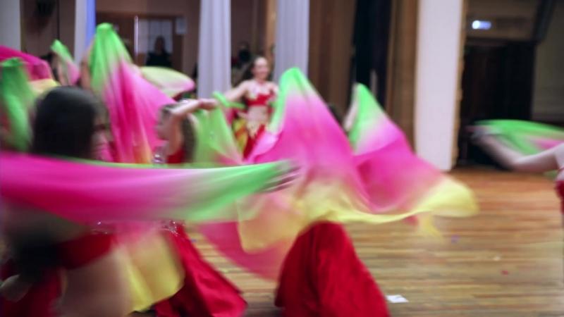 4 Фестиваль восточного танца Авалим, г.Орск, 2018 г