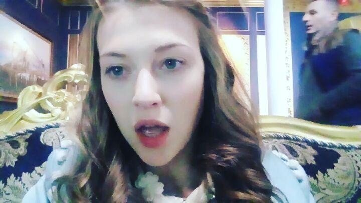 Alexandra Nikiforova в Instagram «- какой, все знает! Однако, я знаю, что я сделаю! Lady Macbeth Леди Макбет стамбульского уезда kotu kizkalbi...