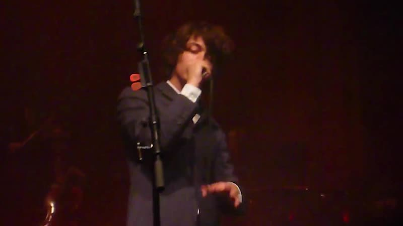 The Last Shadow Puppets - In The Heat Of The Morning 19-10-2008