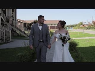 Свадебный тизер Романа и Дианы. 25 августа 2018г