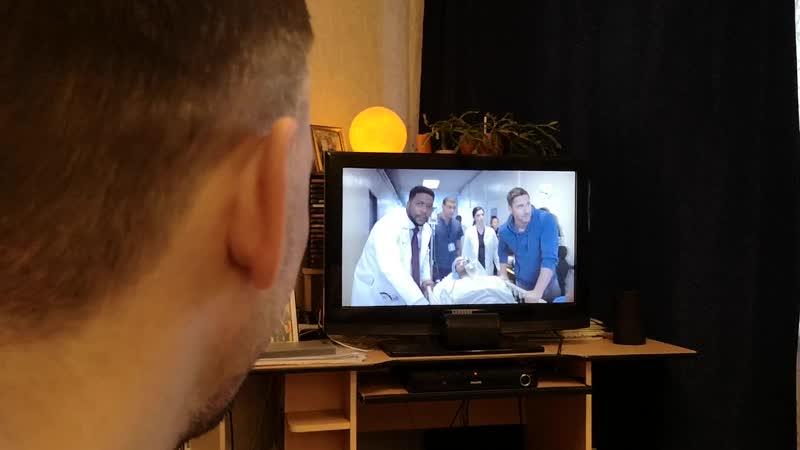 Вскрытие блинчика под Новый Амстердам на Sony Channel
