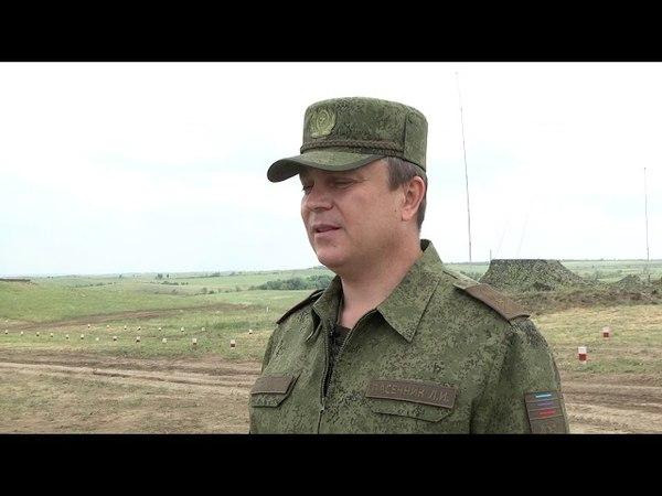 В ЛНР проводятся совместные учения силовых структур