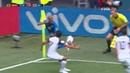 Neymar trick Brazil v Costa Rica - 2018 FIFA World Cup