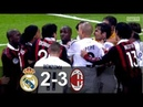 Real Madrid vs Milan 2-3 - Champions League 2009/2010 - Highlights