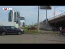 В Минске около 'Короны' ГАИ гналась за Audi