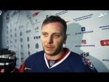Михаил Варнаков о матче