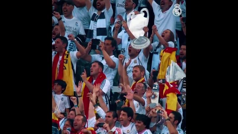Ролик Реала, посвященный финалу ЛЧ