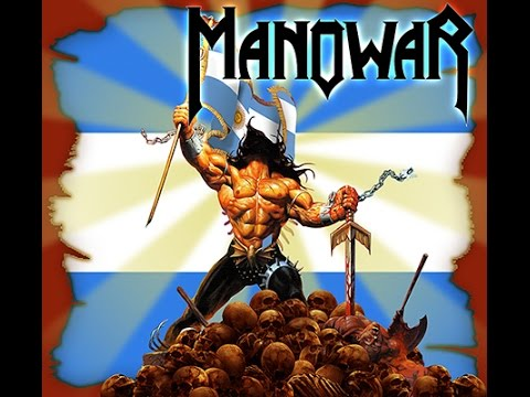 MANOWAR THE GODS MADE HEAVY METAL SUBTITULADO