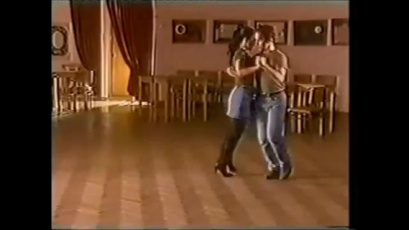 [Asi se baila milonga] - Pepito Avellaneda - Clase 17 vuelta fantasia a doble tiempo del hombre