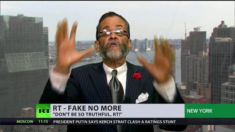 RT offiziell nicht mehr Fake News, sondern einfach zu ehrlich!