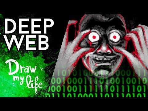 Los MISTERIOS de la DEEP WEB - Creepy Draw