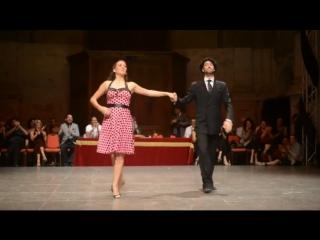 Танго нуэво стёб: Maria Belen & Santiago Giachello