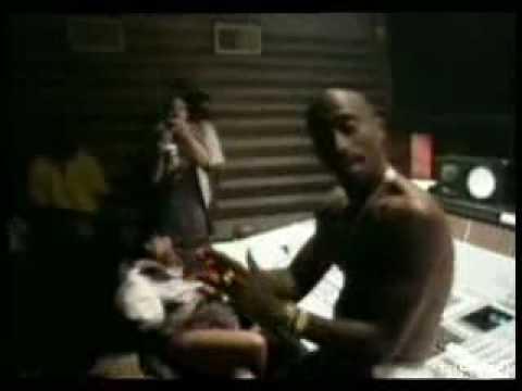 [NEW] - 2Pac - Starin' Through My Rearview (Video Lyrics)