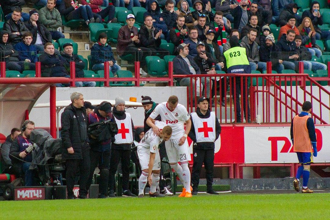Дмитрий Баринов и Дмитрий Тарасов. Фото: Дмитрий Бурдонов / Loko.News