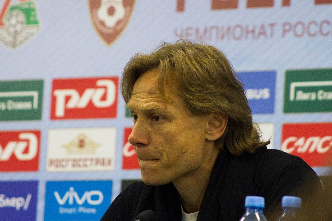 Валерий Карпин. Фото: Дмитрий Бурдонов / Loko.News