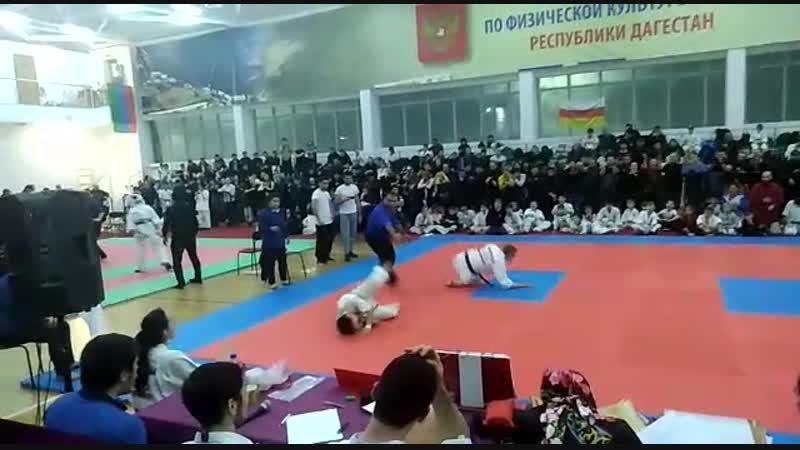 Нокаут ножницы Куриленко