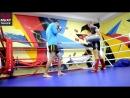 Виталий Варченко. Muay Thai. Встречные удары.