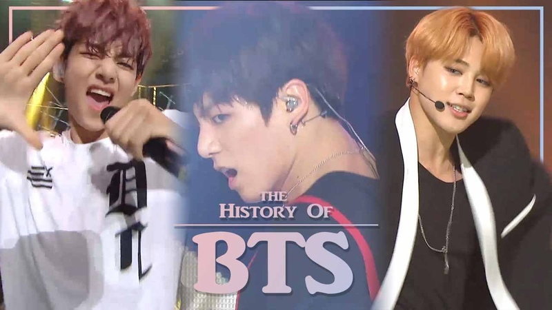 BTS Special ★Since Debut to IDOL★ 1h 50mins Stage Compilation