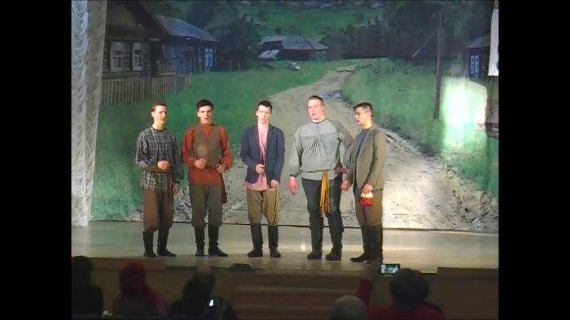 IX Областной фольклорный конкурс Истоки г Миасс