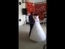 Танец с любимым папулей...