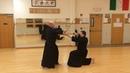Katori Shinto Ryu Mitsu no tachi three swords first of the five Gogyo no tachi kata