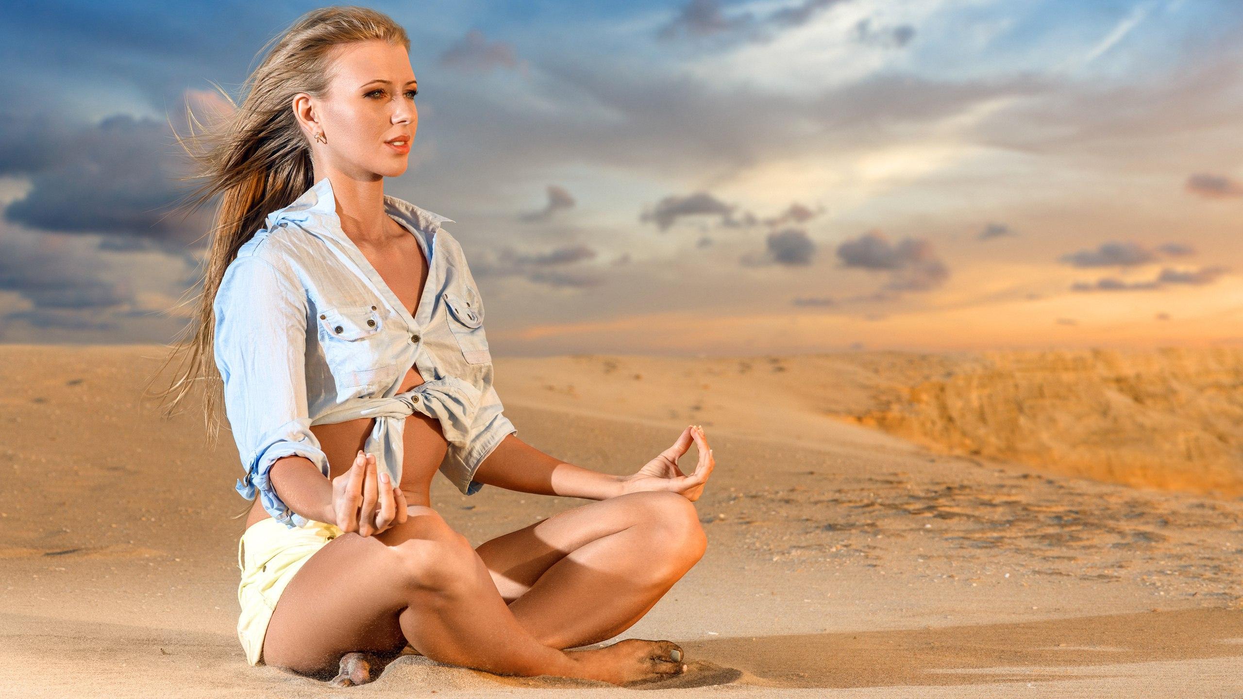 Благотворное влияние медитации